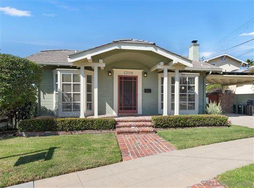 Photo of 1306 Bush, San Diego, CA 92103 (MLS # 210026610)