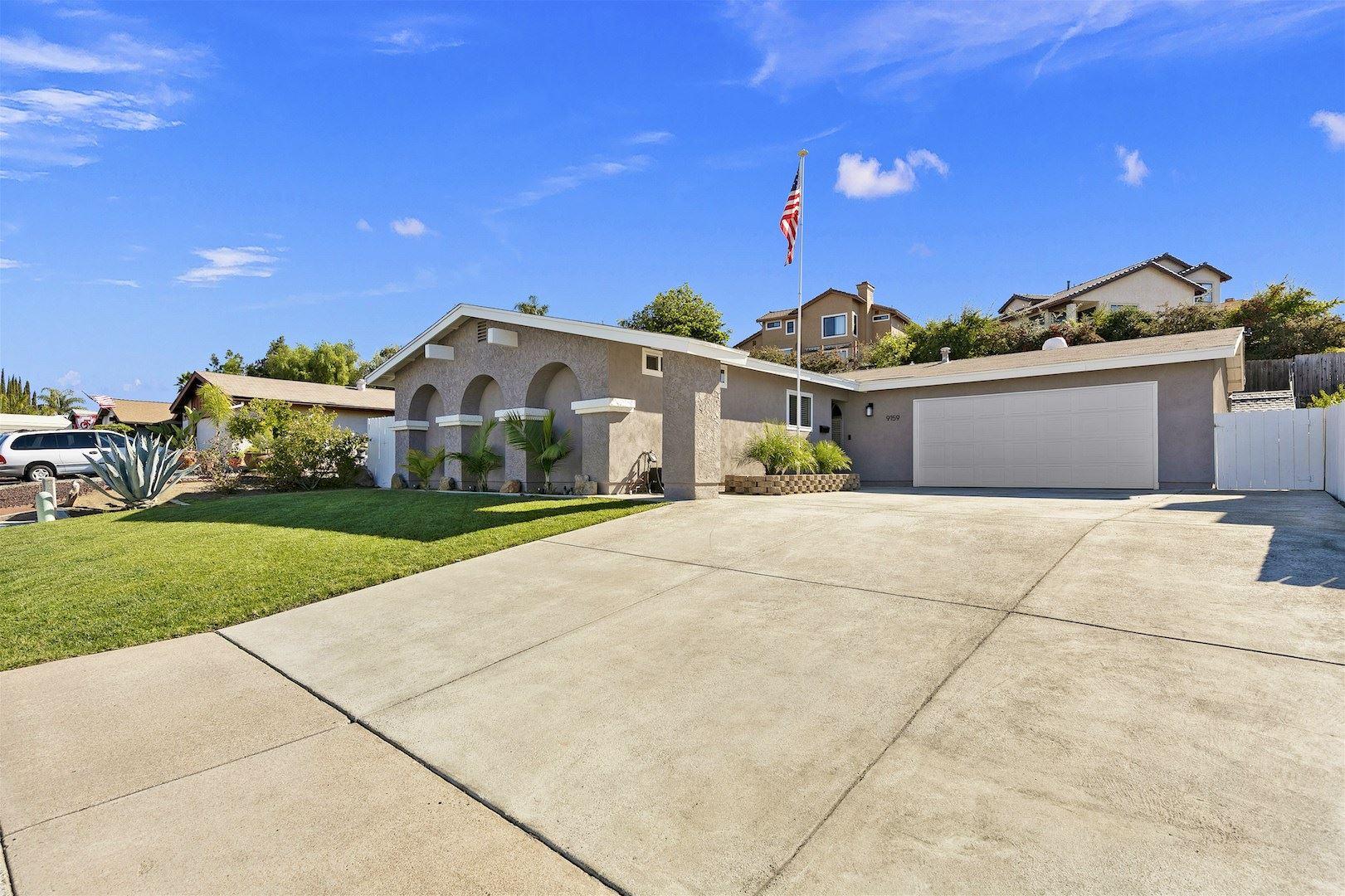 Photo of 9159 Tonya Ln, Santee, CA 92071 (MLS # 200051610)