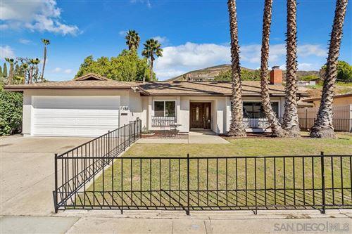 Photo of 7337 Melotte St, San Diego, CA 92119 (MLS # 210005611)