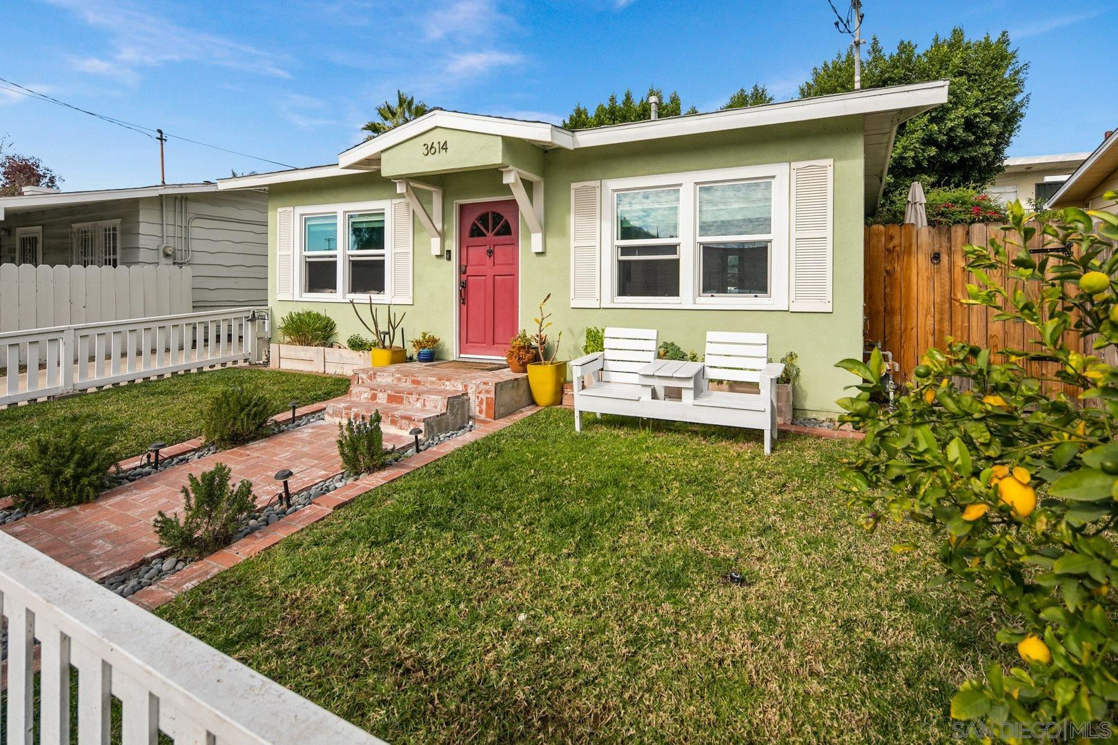 Photo for 3614 Monroe Ave, San Diego, CA 92116 (MLS # 210001611)