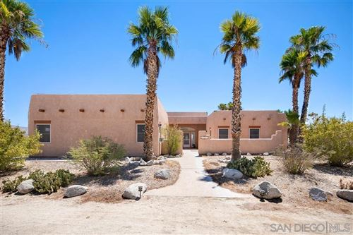 Photo of 2239 Hoberg Rd, Borrego Springs, CA 92004 (MLS # 200034614)