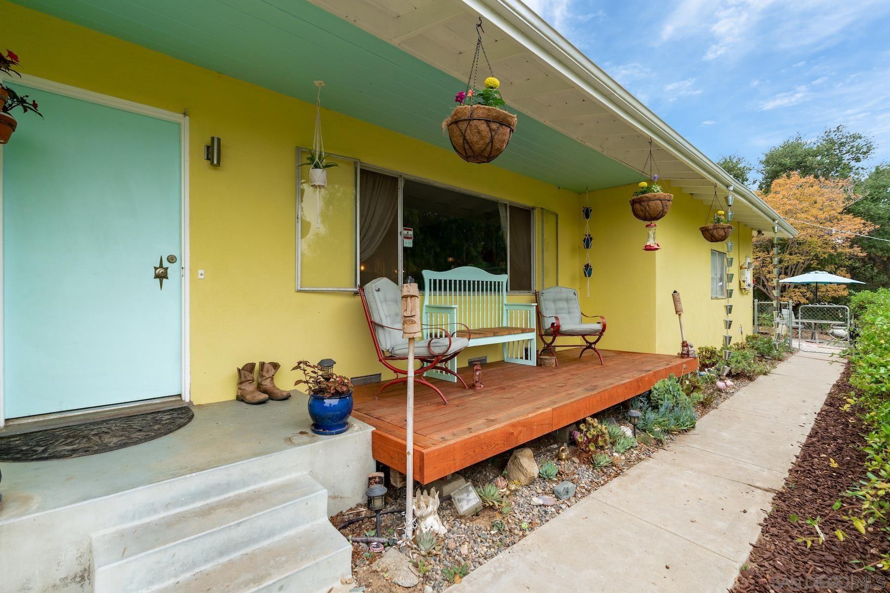 Photo of 4045 Linda Vista Drive, Fallbrook, CA 92028 (MLS # 210027615)
