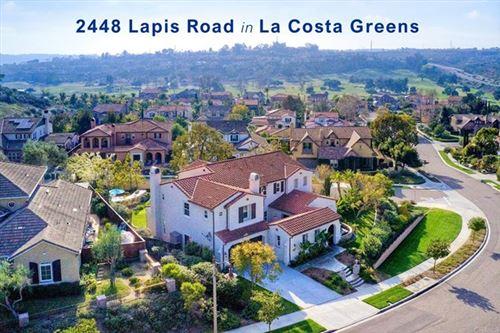 Photo of 2448 LAPIS Road, Carlsbad, CA 92009 (MLS # NDP2101617)