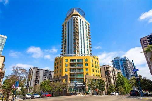 Photo of 801 Ash St #602, San Diego, CA 92101 (MLS # 200043620)