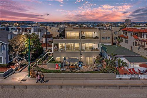 Photo of 2663 Ocean Front Walk #2, San Diego, CA 92109 (MLS # 210025622)