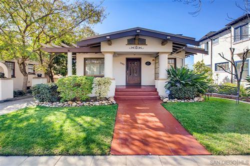 Photo of 1885 Sheridan Ave, San Diego, CA 92103 (MLS # 210005624)