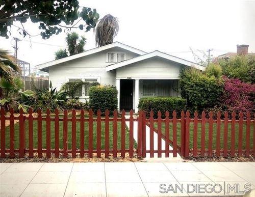 Photo of 4659 Florida St, San Diego, CA 92116 (MLS # 210022624)