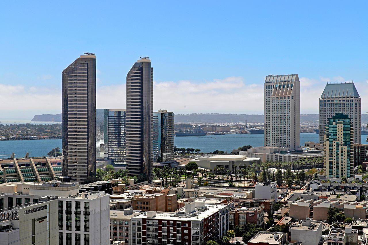 Photo of 800 The Mark Lane #2408, San Diego, CA 92101 (MLS # 210021624)