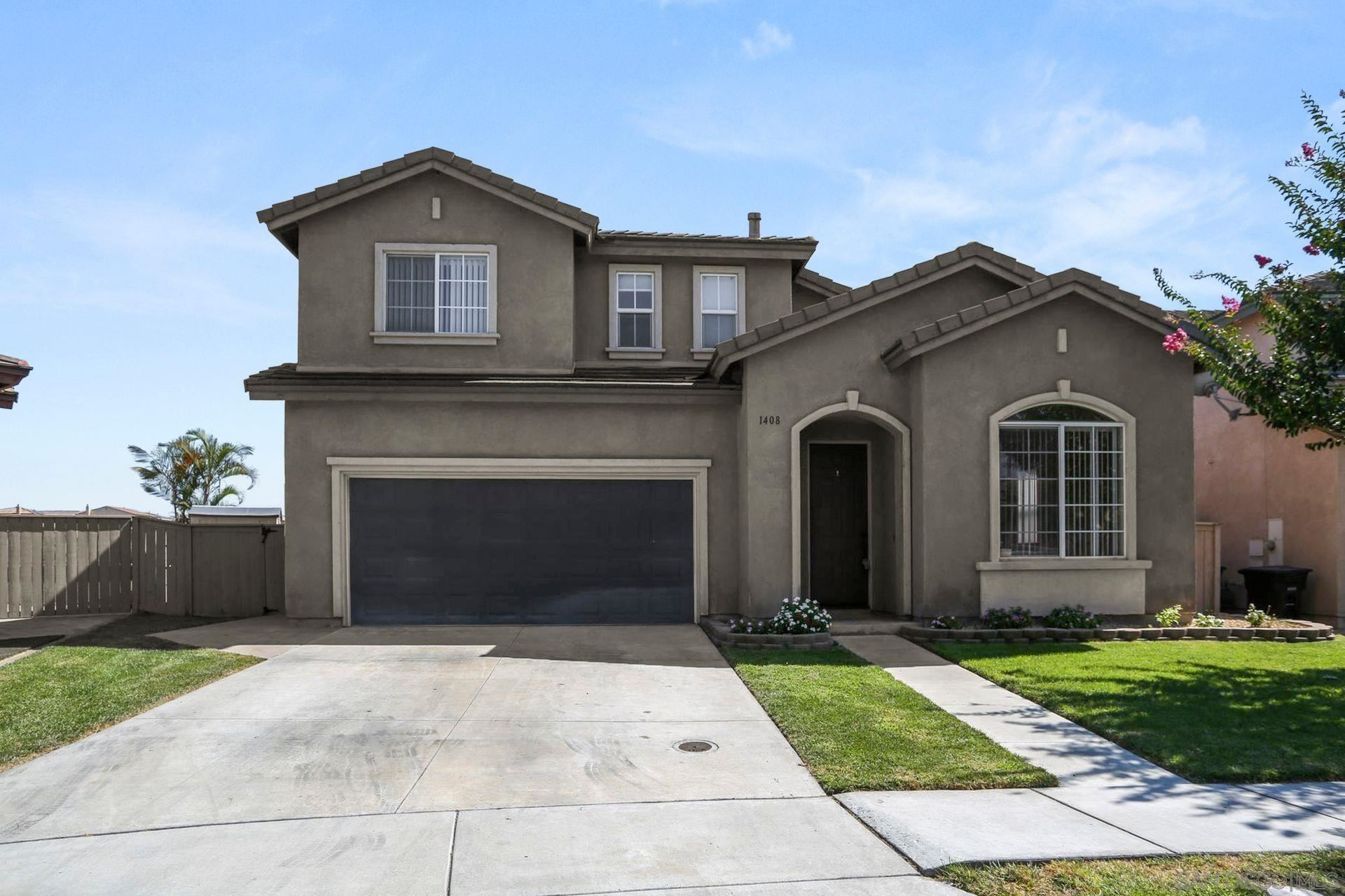 Photo of 1408 Pearson Springs Ct, Chula Vista, CA 91913 (MLS # 210026625)