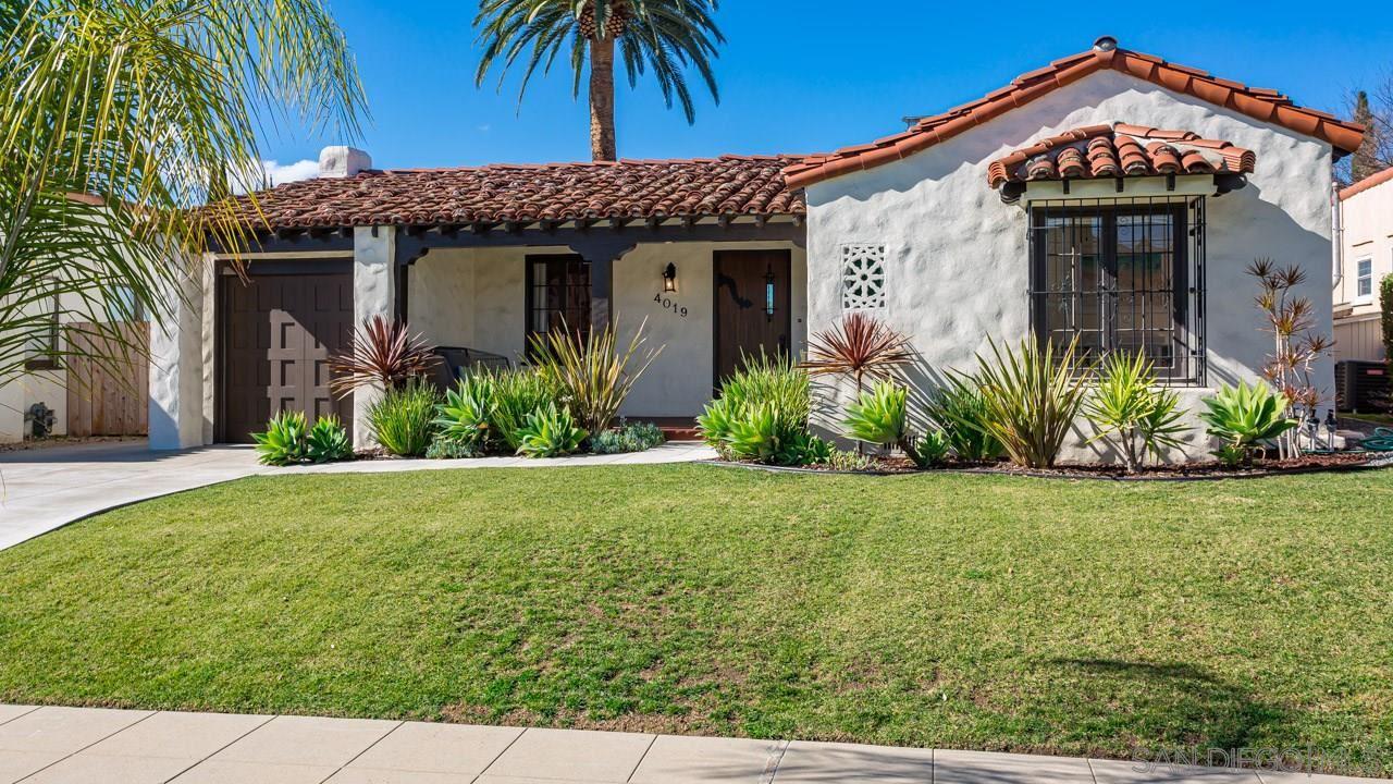 Photo for 4019 S Hempstead Circle, San Diego, CA 92116 (MLS # 210002626)