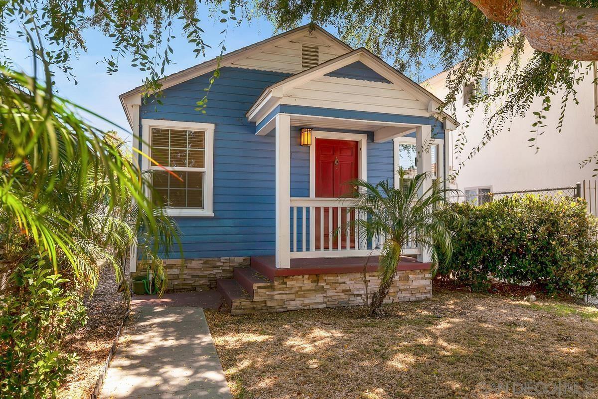 Photo of 4461 Louisiana St, San Diego, CA 92116 (MLS # 210021626)