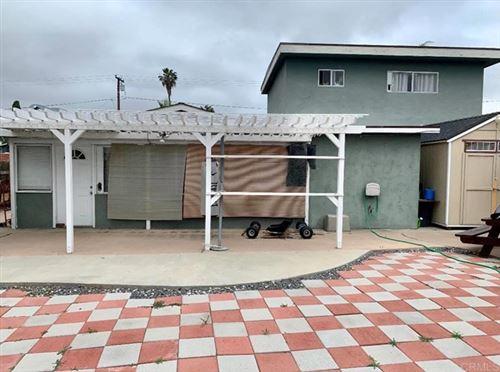 Tiny photo for 258 Slate Street, Chula Vista, CA 91911 (MLS # PTP2102627)