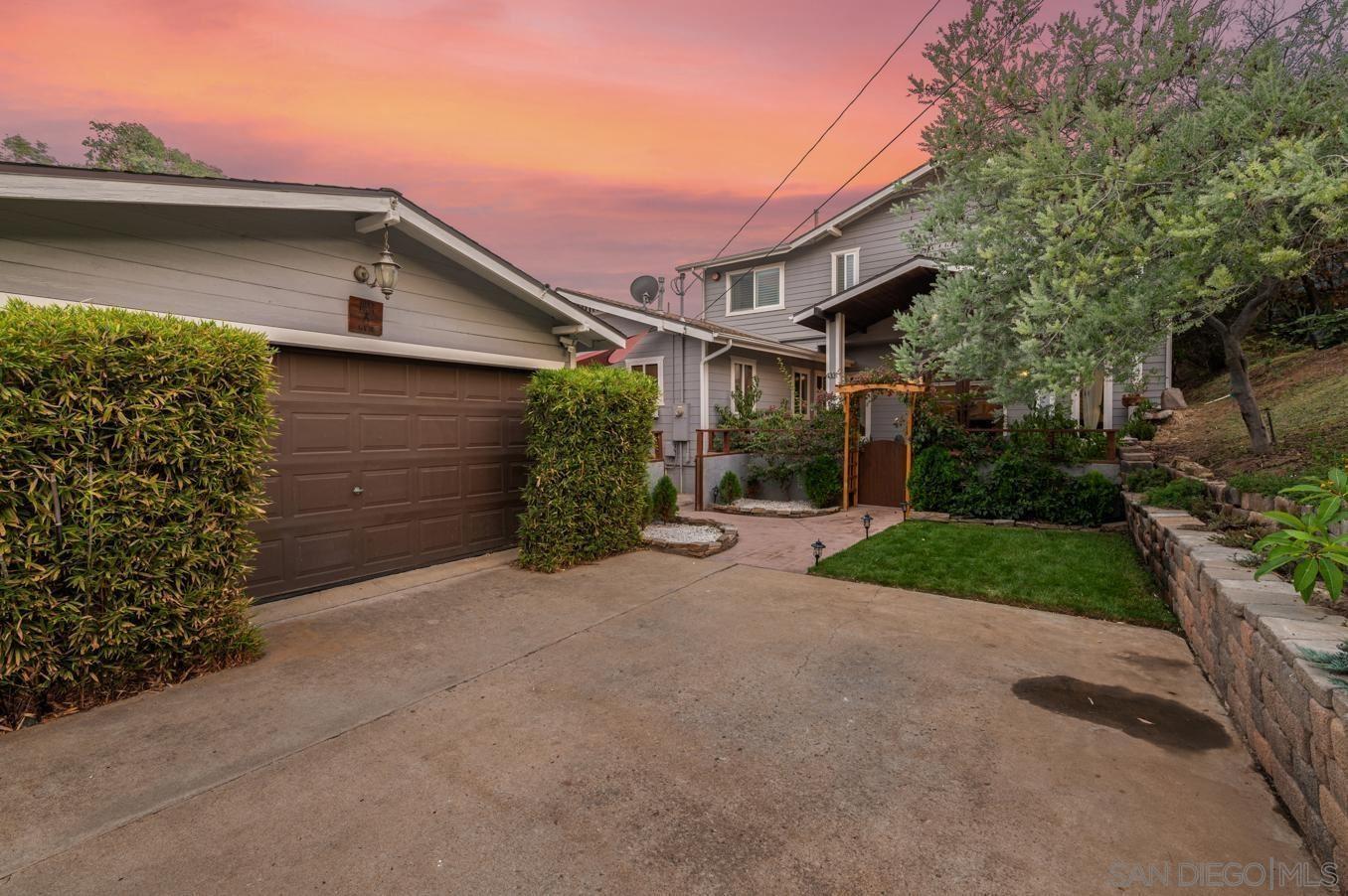 Photo of 4331 Woodland Dr, La Mesa, CA 91941 (MLS # 210026627)