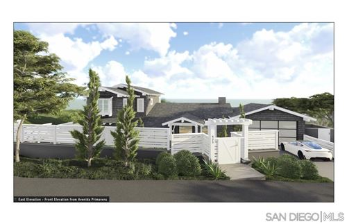 Photo of 625 Avenida Primavera, Del Mar, CA 92014 (MLS # 200009628)
