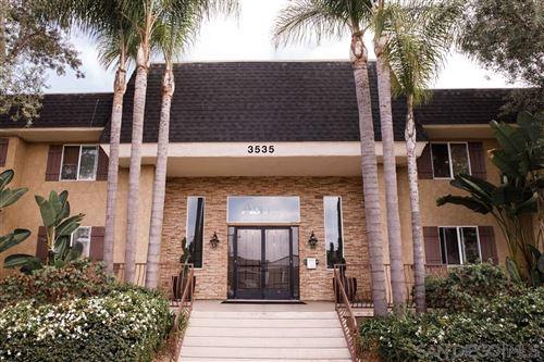 Photo of 3535 Madison Ave #112, San Diego, CA 92116 (MLS # 200025629)