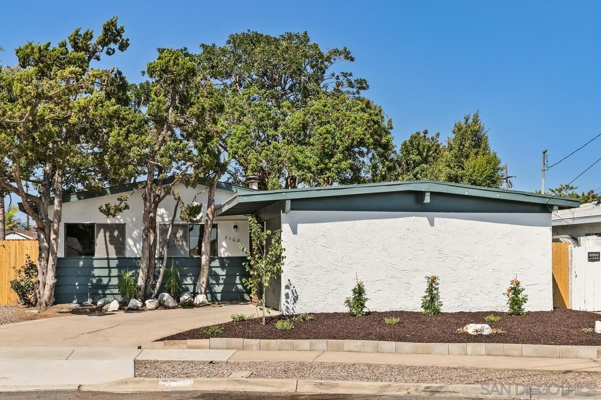 Photo of 5160 APPLETON ST, San Diego, CA 92117 (MLS # 210026629)