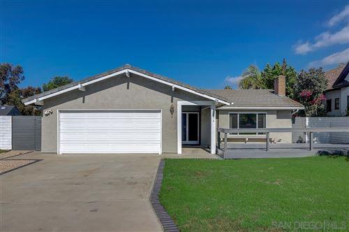 Photo of 1534 Cassidy St, Oceanside, CA 92054 (MLS # 210028630)