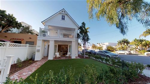 Photo of 1124 8Th St, Coronado, CA 92118 (MLS # 200052634)