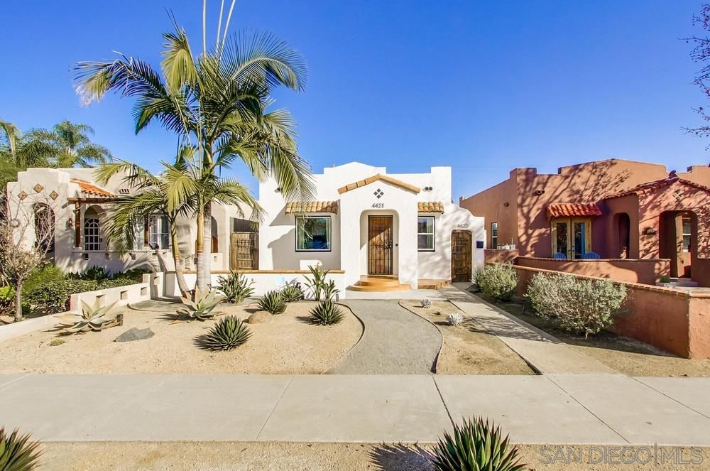 Photo for 4421 41st, SAN DIEGO, CA 92116 (MLS # 210000634)