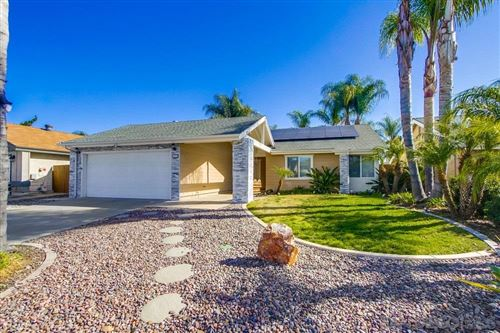 Photo of 9535 Amster Dr, Santee, CA 92071 (MLS # 200007638)