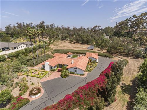Photo of 5458 El Cielito, Rancho Santa Fe, CA 92067 (MLS # 200012639)