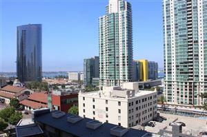 Photo of 1240 India Street #1113, San Diego, CA 92101 (MLS # 190038640)
