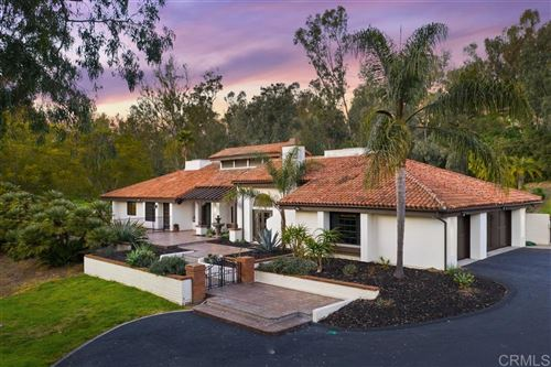 Photo of 4610 El Nido, Rancho Santa Fe, CA 92067 (MLS # 200007642)