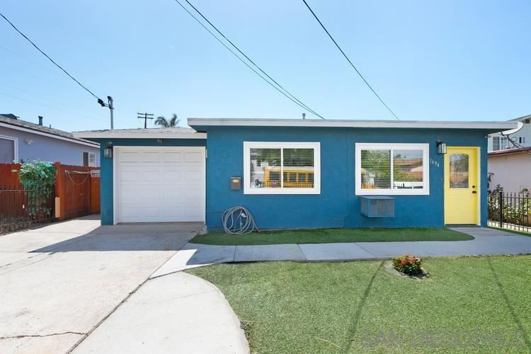 Photo of 1494 14th St, Imperial Beach, CA 91932 (MLS # 210021642)
