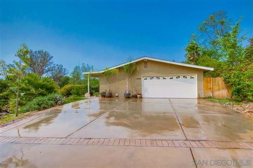 Photo of 11058 Valle Vista Rd, Lakeside, CA 92040 (MLS # 200044643)