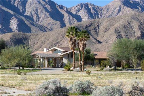 Photo of 626 Indian Head Ranch Road, Borrego Springs, CA 92004 (MLS # 200006645)