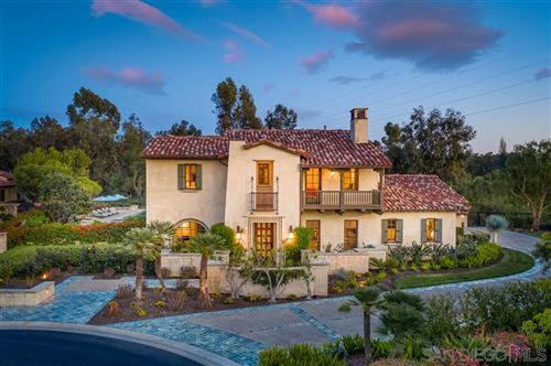 Photo of 6973 Corte Lusso, Rancho Santa Fe, CA 92091 (MLS # 200025647)