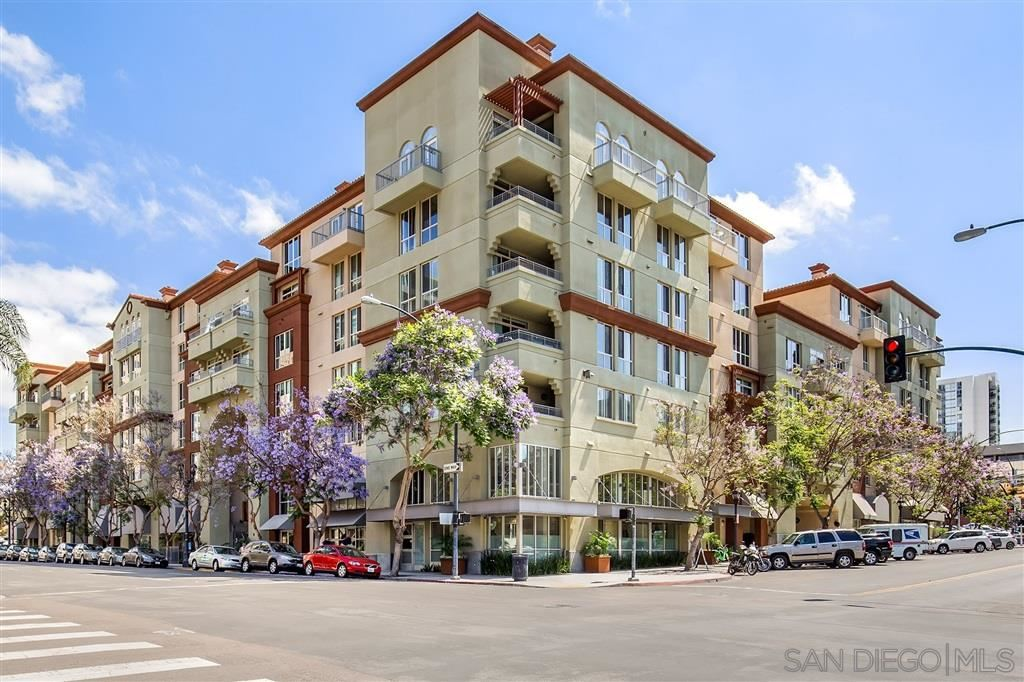 Photo for 1501 Front St #244, San Diego, CA 92101 (MLS # 190038648)