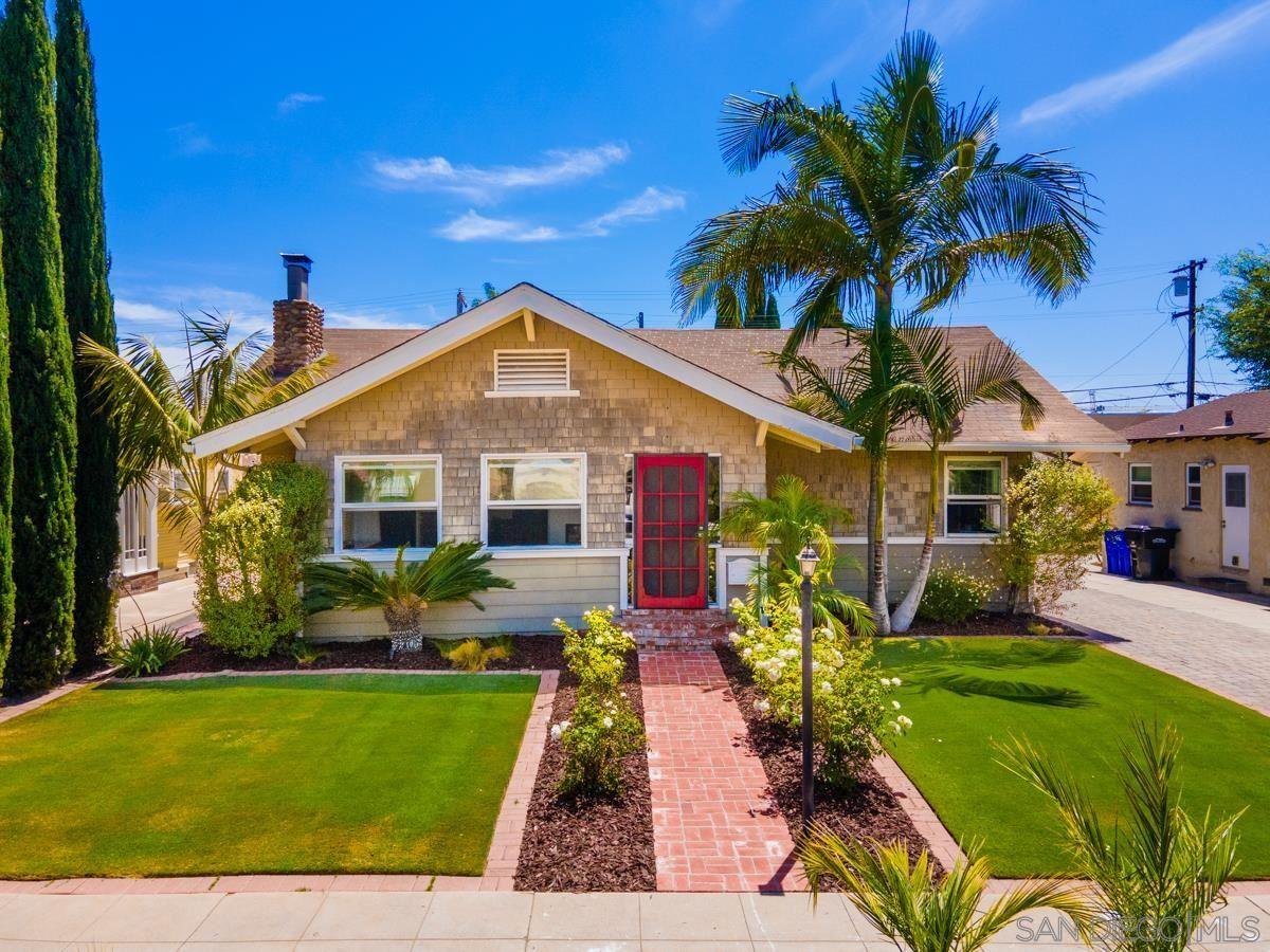 Photo of 4457 42nd St, San Diego, CA 92116 (MLS # 210020648)