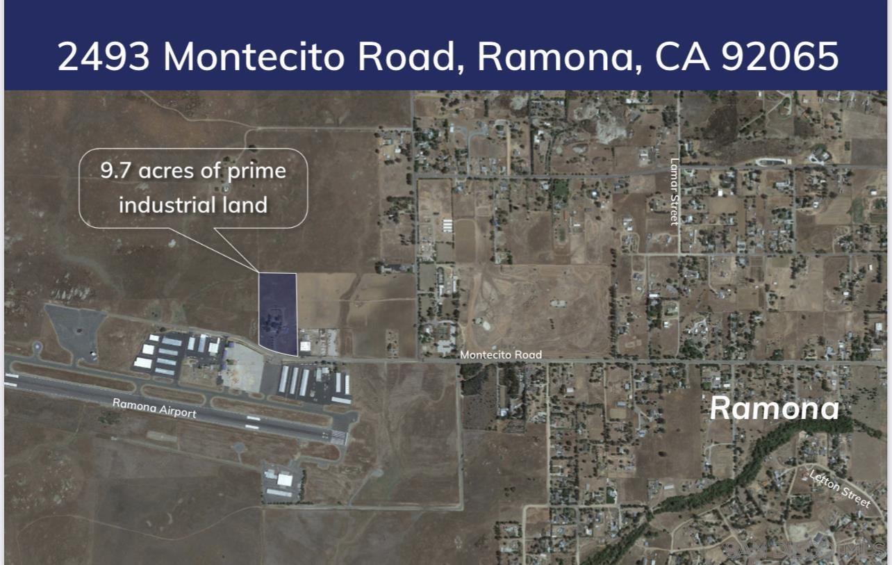 Photo of 2493 Montecito Rd, Ramona, CA 92065 (MLS # 210029649)