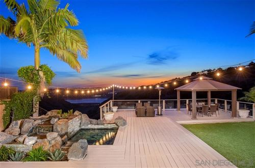 Photo of 1836 Hawk View Dr, Encinitas, CA 92024 (MLS # 200027652)