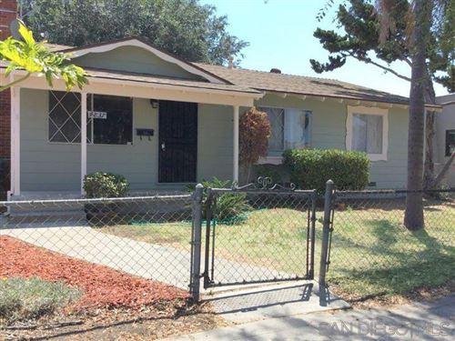 Photo of 4837 Mansfield St., San Diego, CA 92116 (MLS # 210016653)