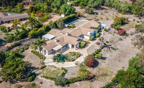 Photo of 18038 Via De Fortuna, Rancho Santa Fe, CA 92067 (MLS # 210029653)