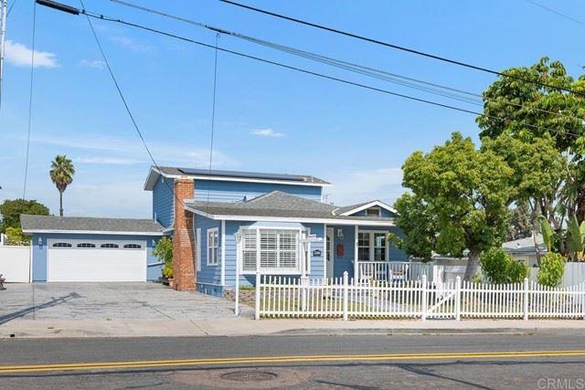 Photo of 4672 Parks Avenue, La Mesa, CA 91942 (MLS # NDP2108656)