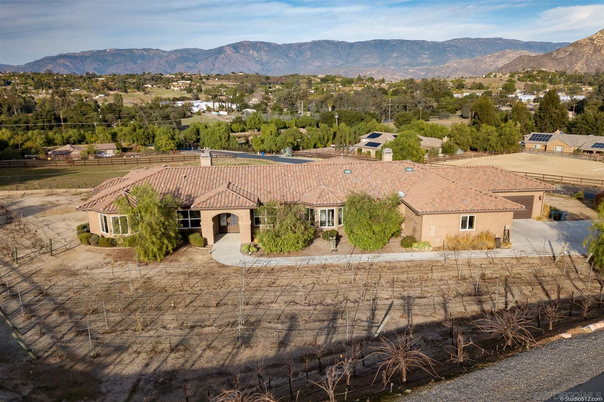 Photo of 30848 Hilltop View Ct, Valley Center, CA 92082 (MLS # 210000657)