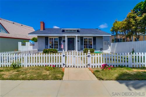 Photo of 711 Tolita Avenue, Coronado, CA 92118 (MLS # 190022659)
