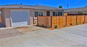 Photo of 1224 Florence Street, Imperial Beach, CA 91932 (MLS # 190033660)