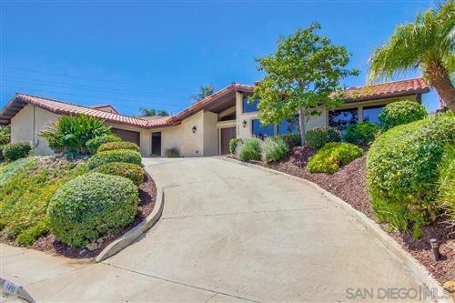 Photo of 6450 Ridge Manor Ave, San Diego, CA 92120 (MLS # 210008660)