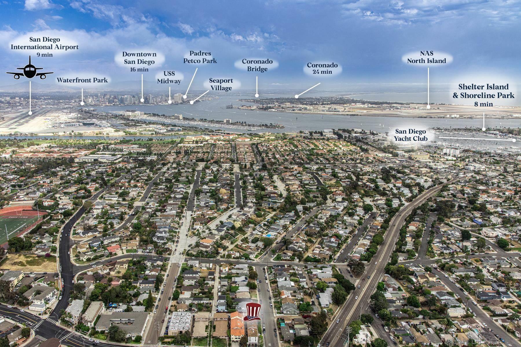 Photo of 2053 Chatsworth Blvd, San Diego, CA 92107 (MLS # 210021660)