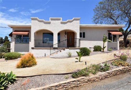 Photo of 9370 Carmichael Dr., Le Mesa, CA 91941 (MLS # 210015662)