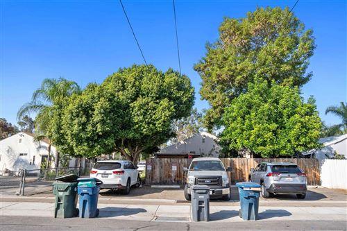 Photo of 1533-35 Orange Pl., Escondido, CA 92025 (MLS # 210026662)