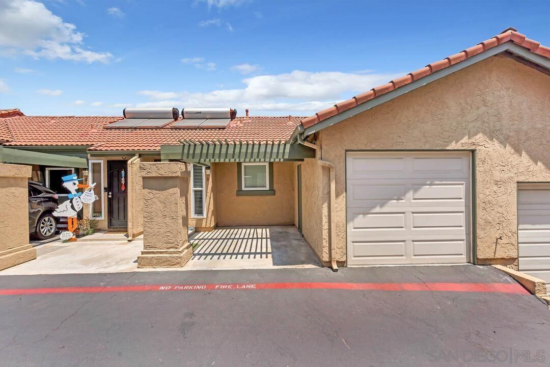 Photo of 10794 Jeanne Terrace #D, Santee, CA 92071 (MLS # 210020664)