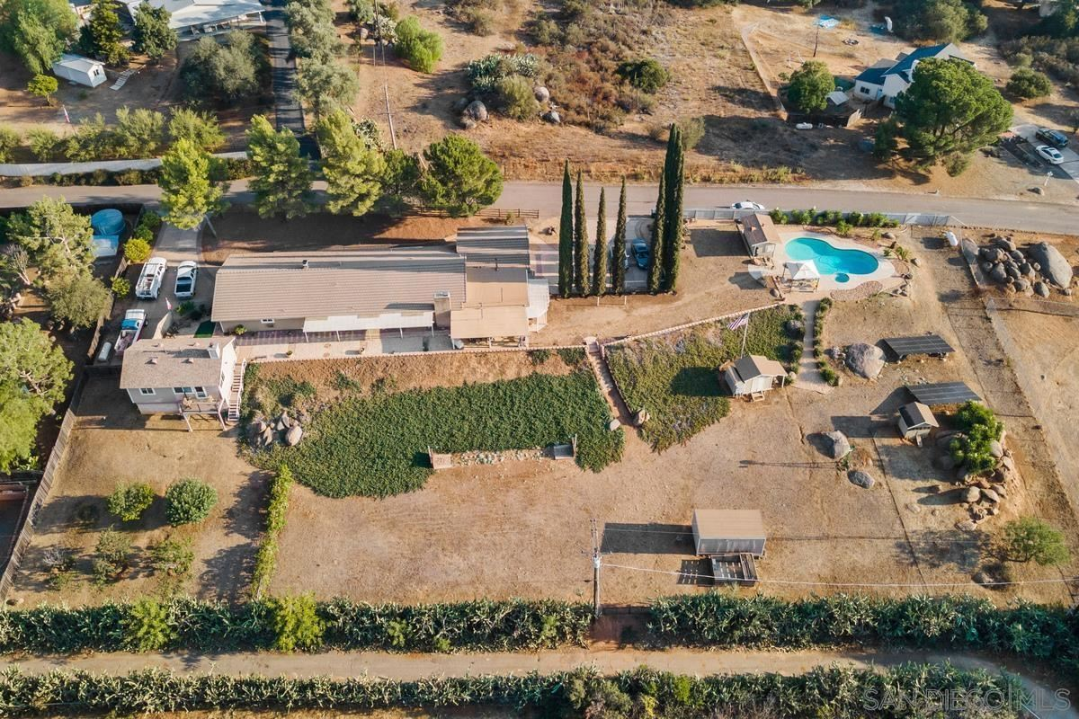 Photo of 738 Lilac Ranch Rd, Alpine, CA 91901 (MLS # 210024664)