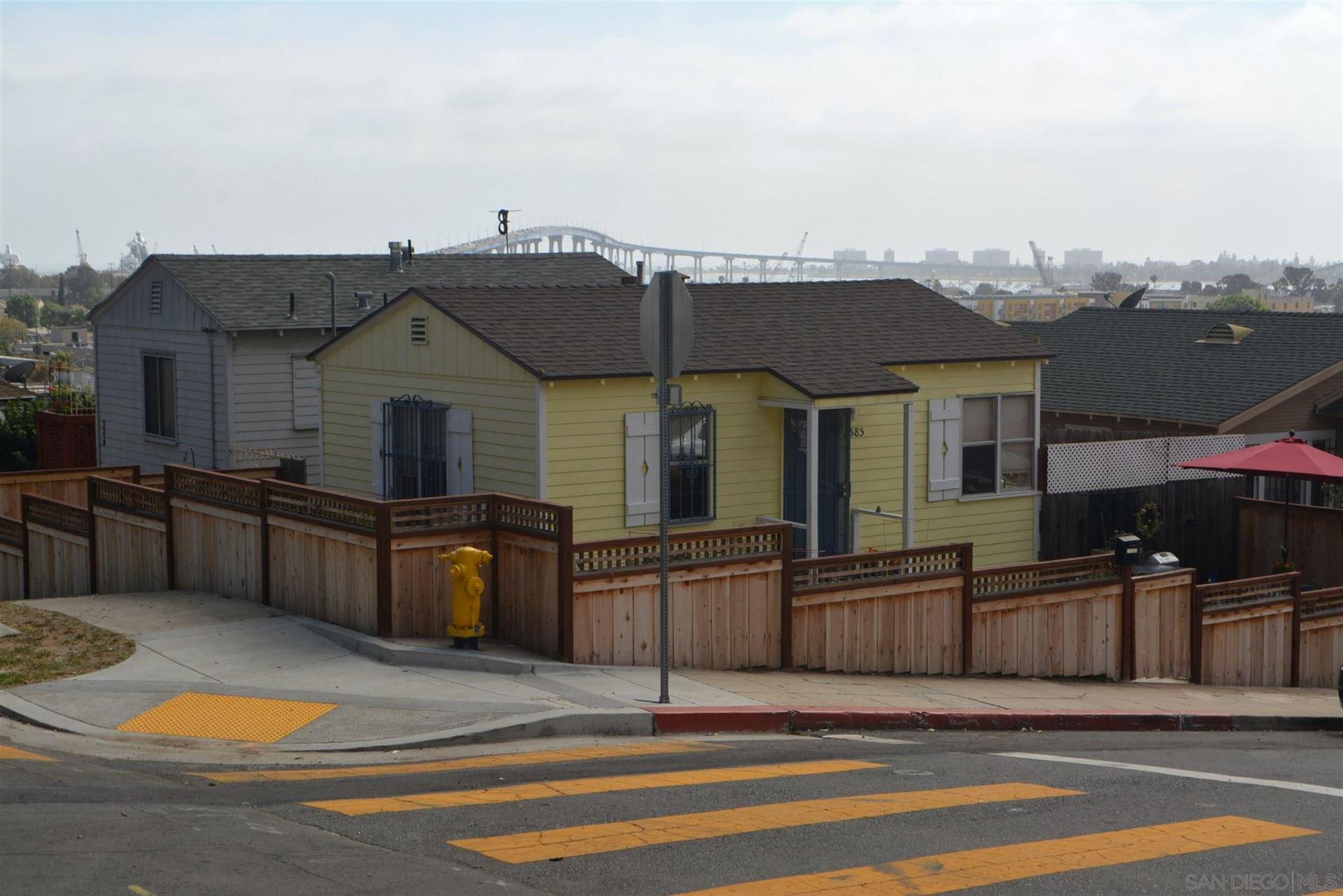 Photo for 2585 J Street, San Diego, CA 92102 (MLS # 210009666)