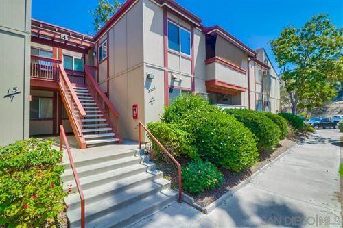 Photo of 5503 Adobe Falls Rd #14, San Diego, CA 92120 (MLS # 210024667)