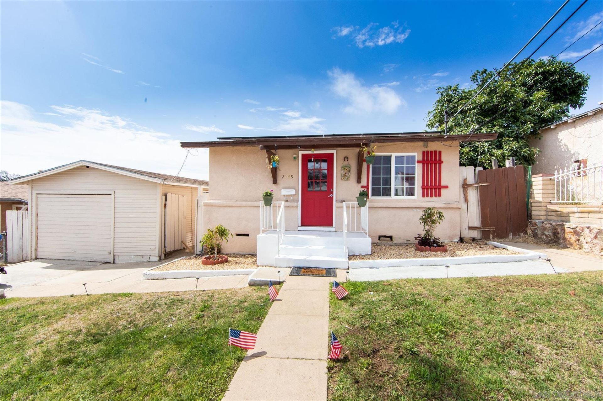 Photo of 2749 Chaffee St, National City, CA 91950 (MLS # 210018667)